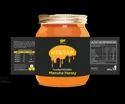 Honey Jar Label
