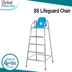 SS Lifeguard Chair