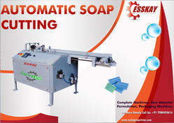 Full Automatic Pneumatic Soap Cutting Machine