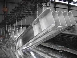 Galvanizing Zinc - Galvanizing Steel Purlin Manufacturer from Rajkot