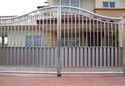 Office Stainless Steel Gate