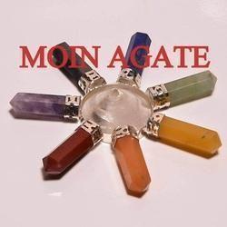 Crystal Seven Chakra Generator, For Healing