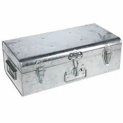 Smooth Steel Trunks for Storage