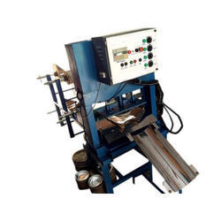 Semi Automatic Disposable Paper Plate Making Machine