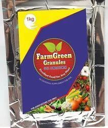 Granulated Organic Manure, Fertilizer, Soil Conditioner, Soil Supplement, Soil Application, Nutrient