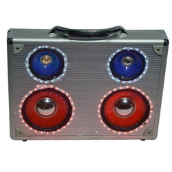 Boombox Briefcase