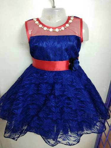 e2ff36068d13 Fancy Baby Frock at Rs 485 /piece(s) | बच्चे की फ्रॉक ...