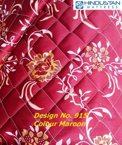 Satin Cotton Quilting for Mattress