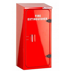 SS FRP Extinguisher Box