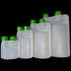 HDPE Bottles - PP13 Twin Neck