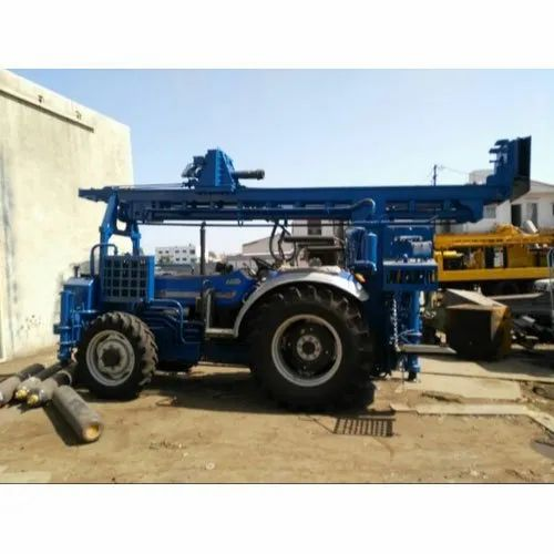 Kiran Engineers - Manufacturer of Tractor Mounted Drilling Rig