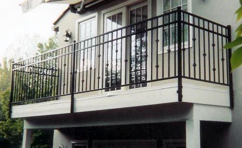 We Will Make Iron Modern Designer Balcony Railing Rs 169 Square
