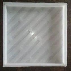Silicone Plastic Tirchi Patti Tile Mould