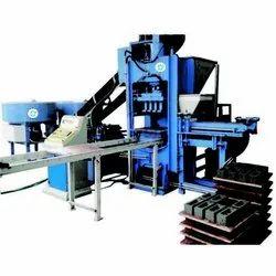 PMA-8 Automatic Fly Ash Brick Making Machine