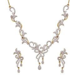 Artificial Diamonds Pie Cut Diamond Jewelry Diamond Jewelry, For Pie Cut Diamond Jewelry