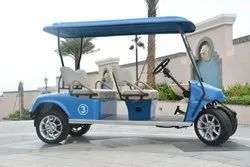 Battery Operated Electric Vehicle