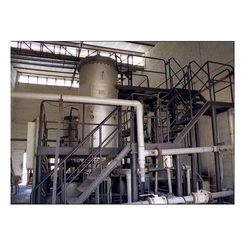 Automatic Charcoal Based Carbon Dioxide Plant
