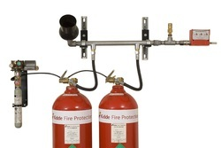 Spares 2 Kg Co2 Type Fire Extinguisher