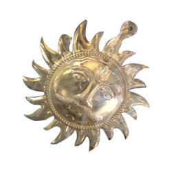 Brass Surya Yantra