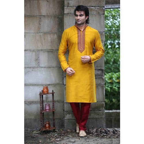 4f7a16e19e Silk Designer Party Wear Kurta Payjama, Rs 1395 /piece, Silk India ...