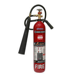 4.5 Kgs. Co2 Type Fire Extinguisher