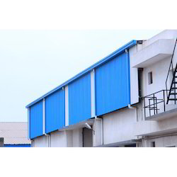 Mild Steel PEB Structures Fabrication