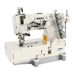 Flatlock Chain Stitch Sewing Machine