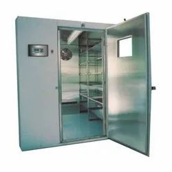 Stainless Steel Cooling Chamber