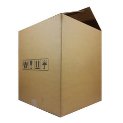 Corrugated Carton Box , Usage : Gift & Crafts , Property : Recyclable