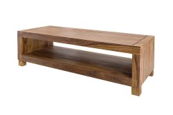 AbodeStyle Wooden TV Unit, Living Room
