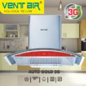 Ventair Kitchen Chimney Auto Gold 3G