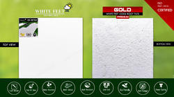 Thermal Roof Tiles White Feet