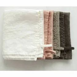 Stone Washed Cotton Kitchen Towel
