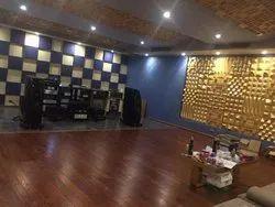 Audio Recording Studio Designing Services
