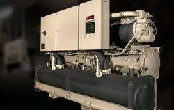 Trane Chiller Flooded Shell And Tube Evaporator