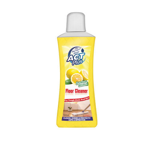 Act Plus Lemon Floor Cleaner