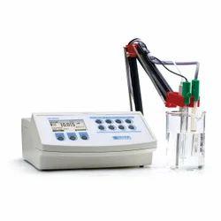 Professional PH MV Conductivity DO Meter