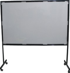 Mobile Stand With Dual Side Board