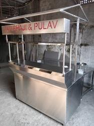 Pav Bhaji Counter