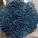 Blue Hdpe Granules, Packaging Size: 25 Kg