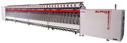 Spun Yarn Tfo Twister Machine