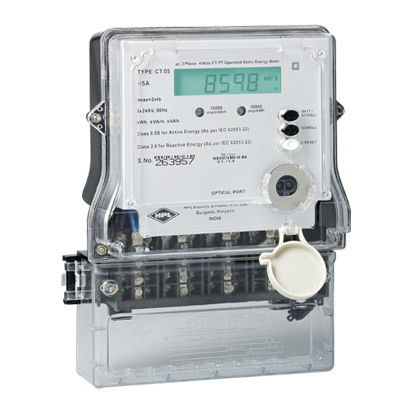 Three HPL HT Meters