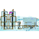 2000 LPH FRP Industrial Water Plant