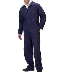 Terry Cotton Boiler Suit