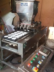 Idly Tray Filling Machine For Hotelier
