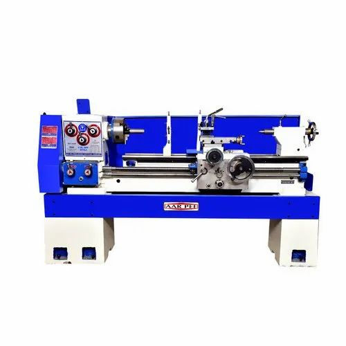 Educational All Geared Lathe Machine