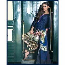 Unstitched Al Zohaib Fancy Winter Ladies Suit