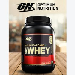 Gold Standard Whey Protein Powder Double Rich Chocolate, Packaging Size: 1.2 lbs