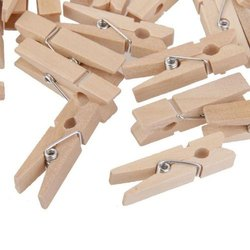 Xintong Bamboo Clothes Pegs Pack of 5