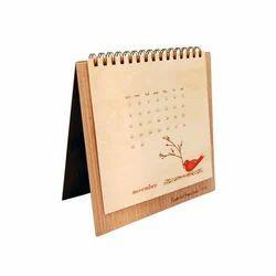 Wooden Desk Calendars At Rs 160 Piece Wooden Calendar Id